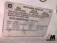 1998 CHEVROLET CHEYENNE 1500 PI