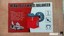 HEAVY DUTY WHEEL BALANCER #6937