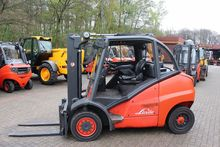 2007 Linde H 50 D Container