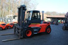 2012 Linde H 120 D  Serie 1401