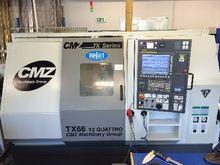 2012 CMZ - CMZ TX-66-Y2 Quattro