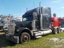 FREIGHTLINER CLASSIC 2008