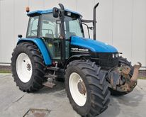 2001 New Holland TS 100 4WD
