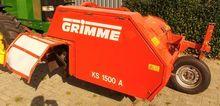 1999 Grimme KS1500A loofklapper
