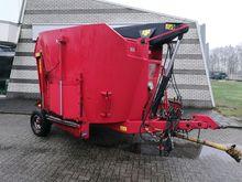 Schrijver-Agro ms 900 mengwagen