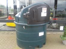 Harlequin  kunststof dieseltank