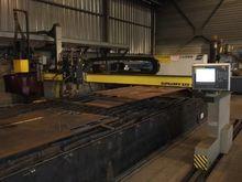 2009 ESAB Suprarex 5000 CNC Por