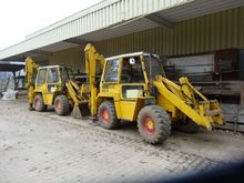 1992 KRAMER 416S Backhoe loader