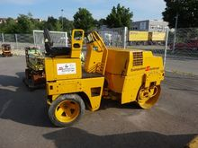 1995 BOMAG BW100AC-2 combi roll