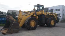 Used 2009 Komatsu WA