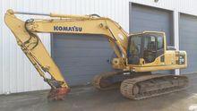 2007 Komatsu PC210LC-8