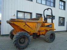 2008 Thwaites 6 ton dumper