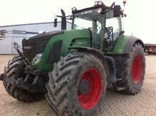 2010 Fendt 930 Farm Tractors