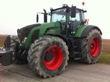Used 2014 Fendt 939