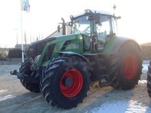 Used 2014 Fendt 826
