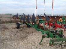 1992 Charlier 8 corps Plough