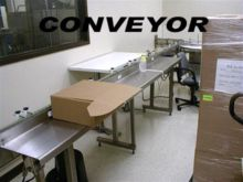 Used CONVEYOR for Pe