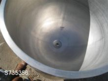 100 gallon Lee jacketed Kettle