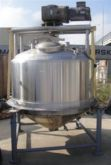 500 gallon APV Crepaco Jacketed