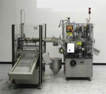 IWKA TFS10 Hot Air tube filler