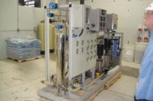 Wiggens Water Treatment System,
