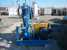 40 HP Hycomp Air Compressor 729