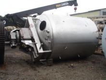 3000 Gallon Jacketed Mueller Tw