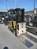 Clark Electric ECS17 Forklift