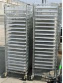 "Drying Racks, 24"" x 18"" trays 7"