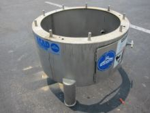 "30"" Sweco sifter base 7722"