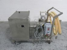 PORTABLE HEPA FILTER, S/S 8151