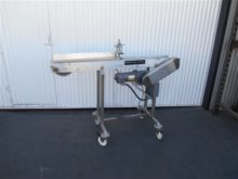 Stainless Steel Conveyor, 5' 83