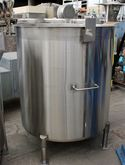 Used 300 Gal. S.S. T
