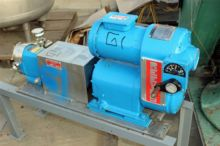 Used Waukesha Pump,