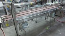 Stainless Accumulating Conveyor