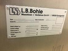 Used L.B. Bohle PM20