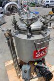 60 liter Letsch S.S. Reactor w/