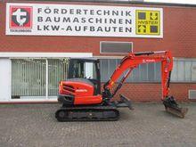 2014 Kubota KX 057-4 Mini excav