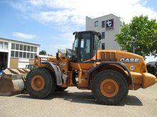 2012 CASE 921 F Wheel loaders