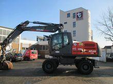 2014 Atlas 190 W Wheeled excava