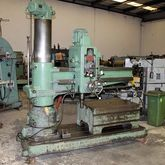 Kitchen-Walker radial drill (41
