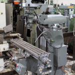 Empha turret milling machine (4