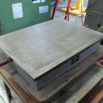 Crown 610mm x 455mm cast iron s
