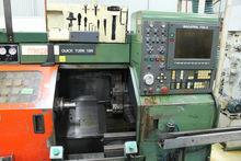 Mazak Quick Turn 18N CNC lathe