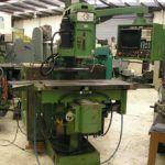 Microtek 3000 CNC milling machi