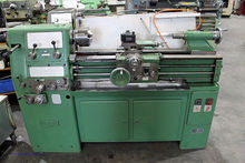 Weiler Condor VS toolroom lathe