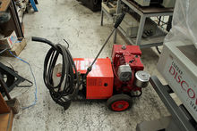 Spitwater 150A pressure cleaner
