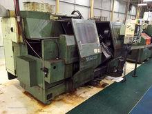 Okuma LC20 CNC lathe – Stock #