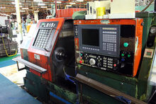 Okuma LB15 II CNC Lathe – Stock
