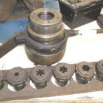 Pratt Burnerd multibore collet